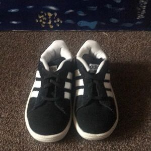 Toddler adidas shoe